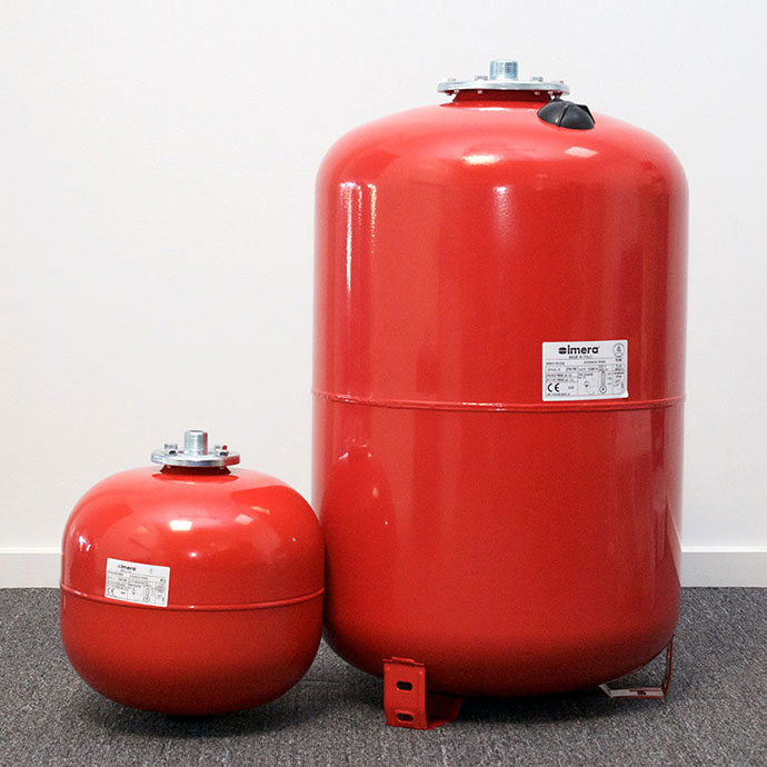 Water/Expansion Tanks